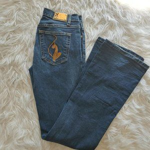 Women's Bold Boot Cut Jeans